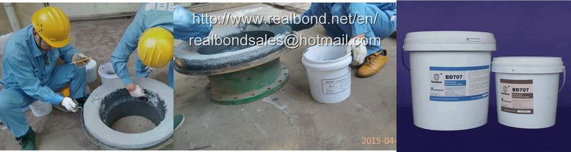 BD426 desulfurizing slurry recycle pump anticorrosion coating