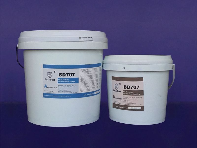 Small particle coatings